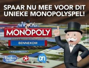 Albert Heijn Bennekom Monopoly