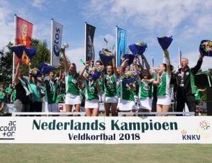 B1 Nederlands Kampioen HD 13