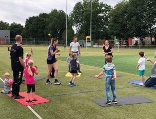Foto 3 Ouder Kind Training