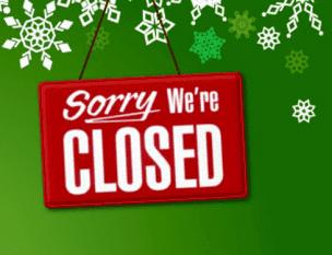 Christmas Close