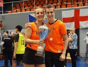 Roos Daan Wereldkampioen