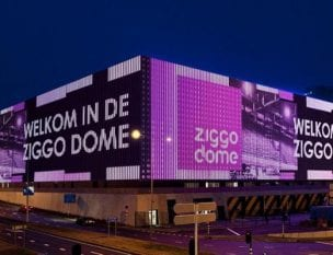 Medium Ziggo Dome Amsterdam