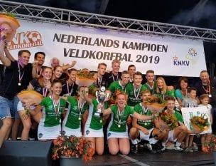 NK Veld A1 Kampioen