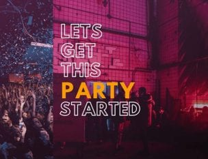 DVO Feest Let The Party Season Begin