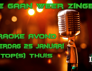 Karaoke 25 Jan