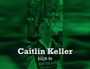 Caitlin Keller Blijft Fit THUMB