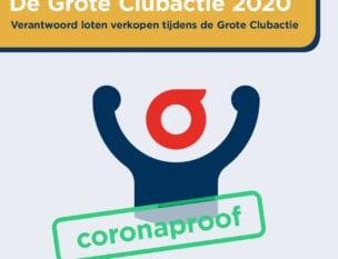 Grote Clubactie Coronaproof 2