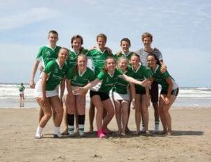Trainers In De Spotlight Eva Nijland En Sanne Vonk (18 11 2020) Foto 4