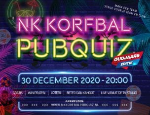 NK Korfbal Pubquiz 30 Dec 2020
