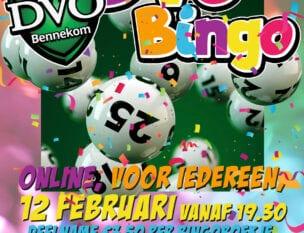 Poster De Grote DVO Bingo (12 02 2021)