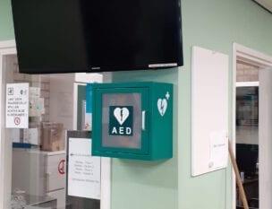 AED Apparaat Verplaatst 2